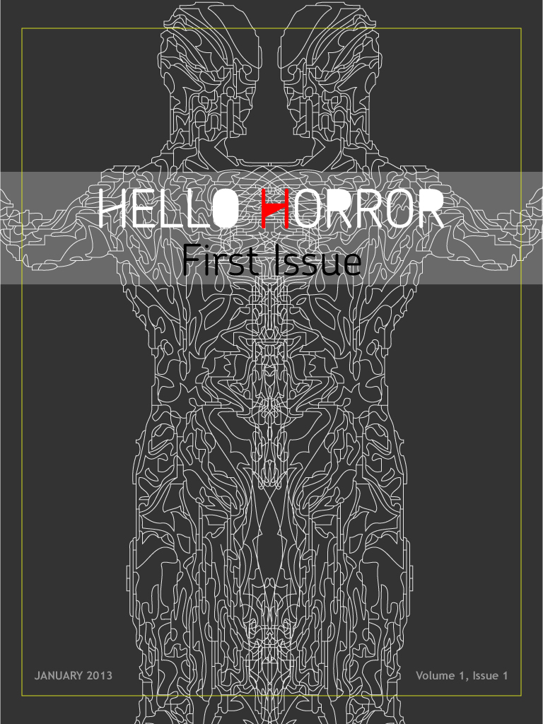 Cover Issue 1